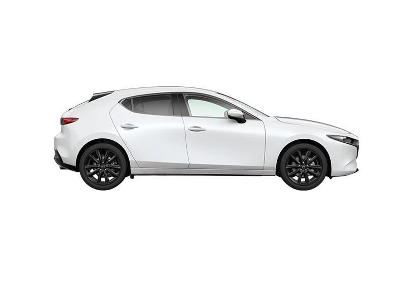 Mazda 3 2.0 skyactiv-x luxury