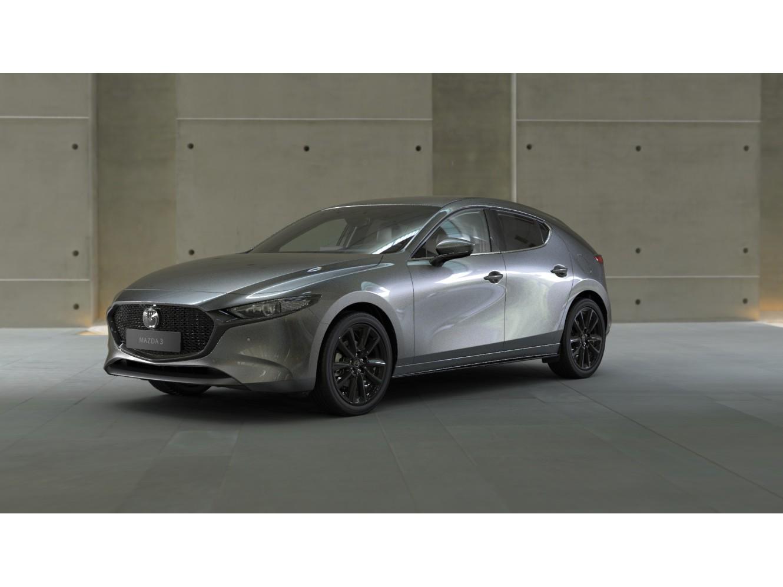 Mazda 3 2.0 skyactiv-x luxury + i-activesense pakket