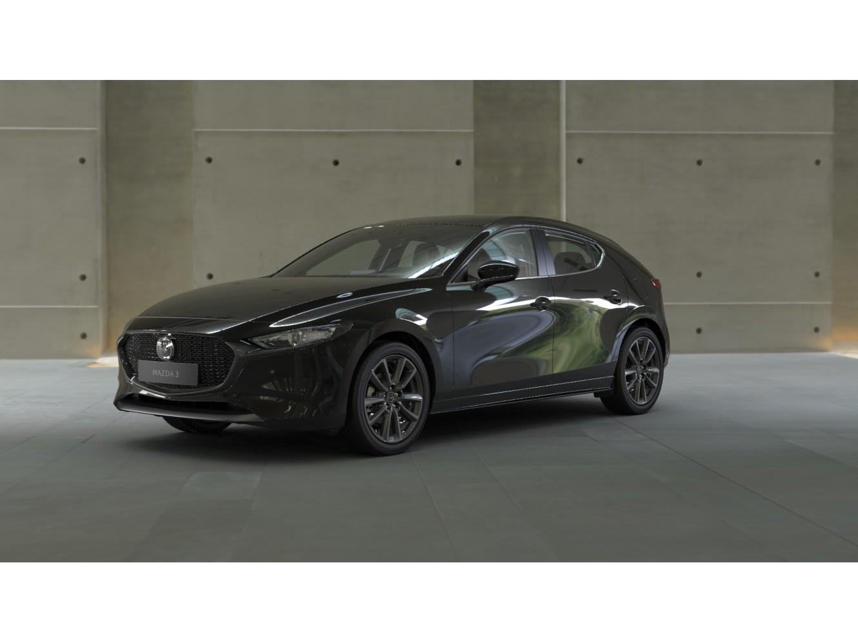 "Mazda 3 2.0 skyactiv-x comfort + leer + 18"" velgen"