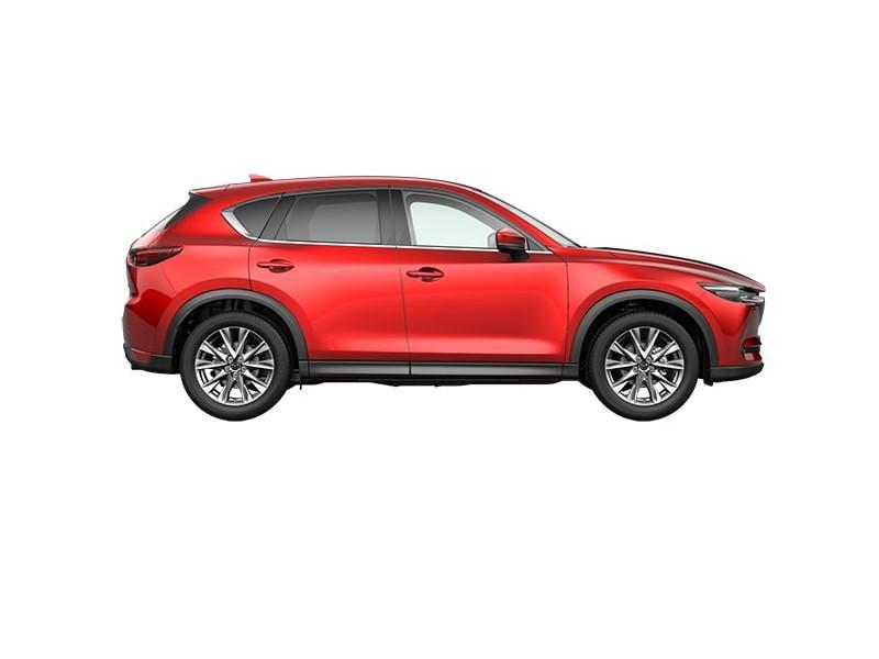 Mazda Cx-5 2.0 skyactiv-g 165 luxury