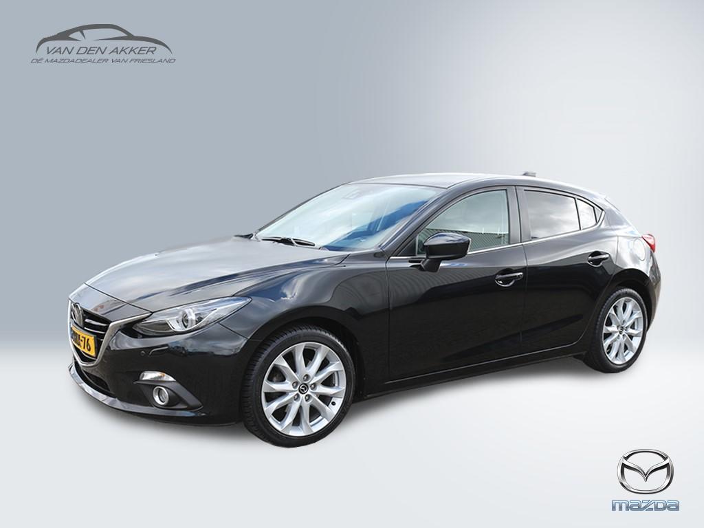 Mazda 3 2.0 hp gt-m 165 pk
