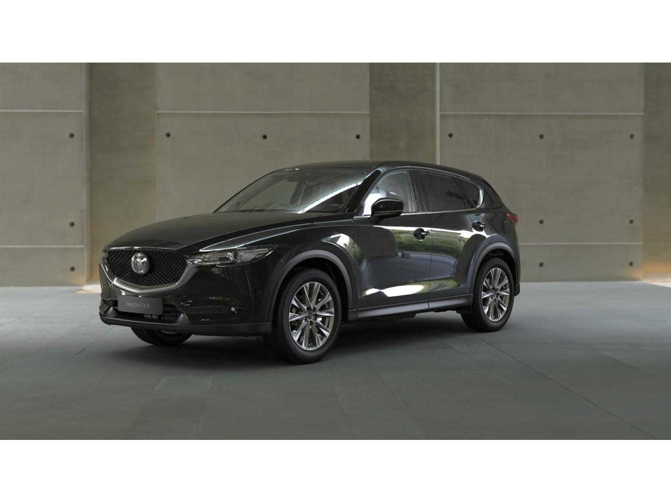 Mazda Cx-5 2.0 skyactiv-g 165 business luxury