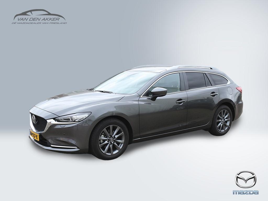Mazda 6 Sportbreak 2.0 skyactiv-g business comfort
