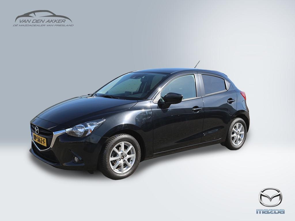 Mazda 2 1.5 skyactiv-g gt-m line