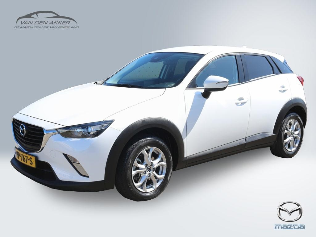 Mazda Cx-3 2.0 skyactiv-g 120 dynamic automaat