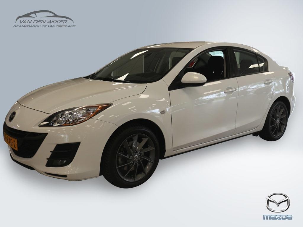 Mazda 3 2.0 (150 pk) ts plus