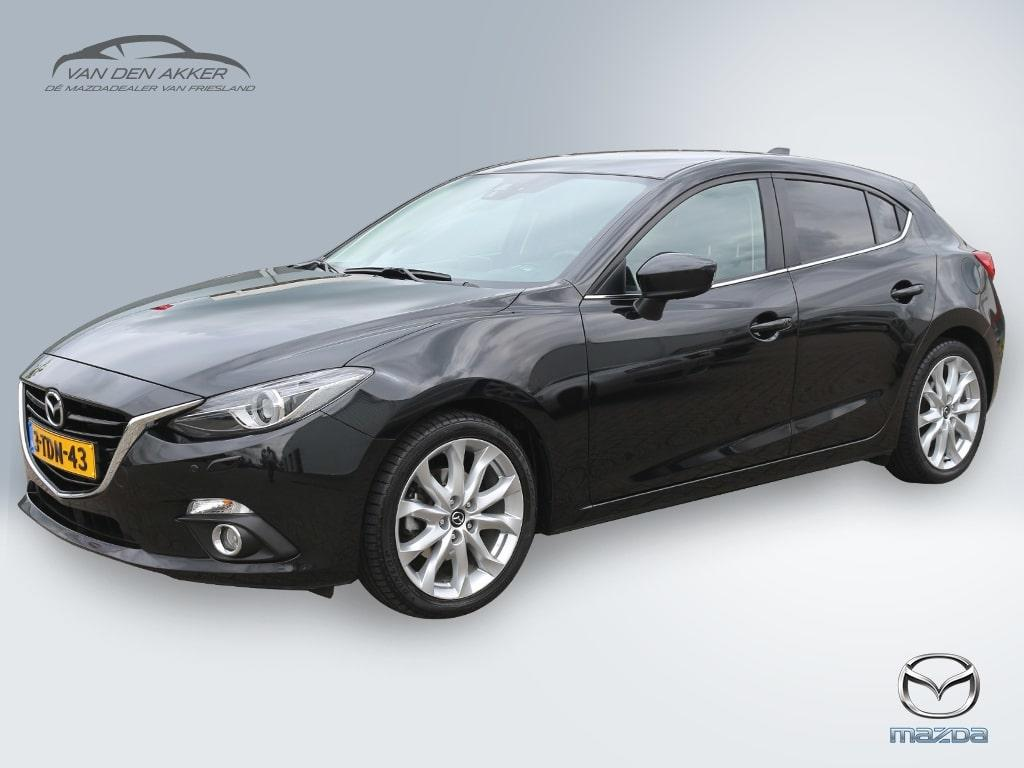 Mazda 3 2.0 gt-m