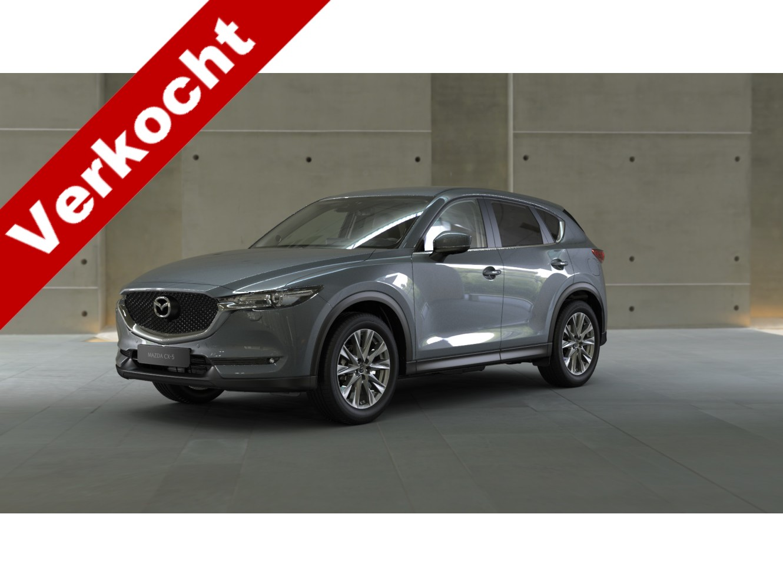 Mazda Cx-5 2.0 skyactiv-g 165 style selected