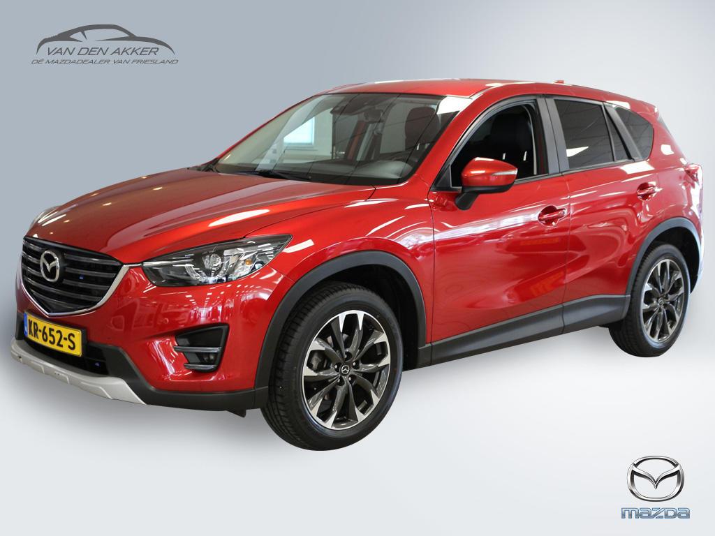 Mazda Cx-5 2.0 skyactiv-g 165 gt-m line 2wd