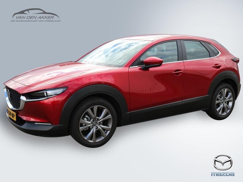 Mazda Cx-30 2.0 skyactiv-x comfort + leerpakket