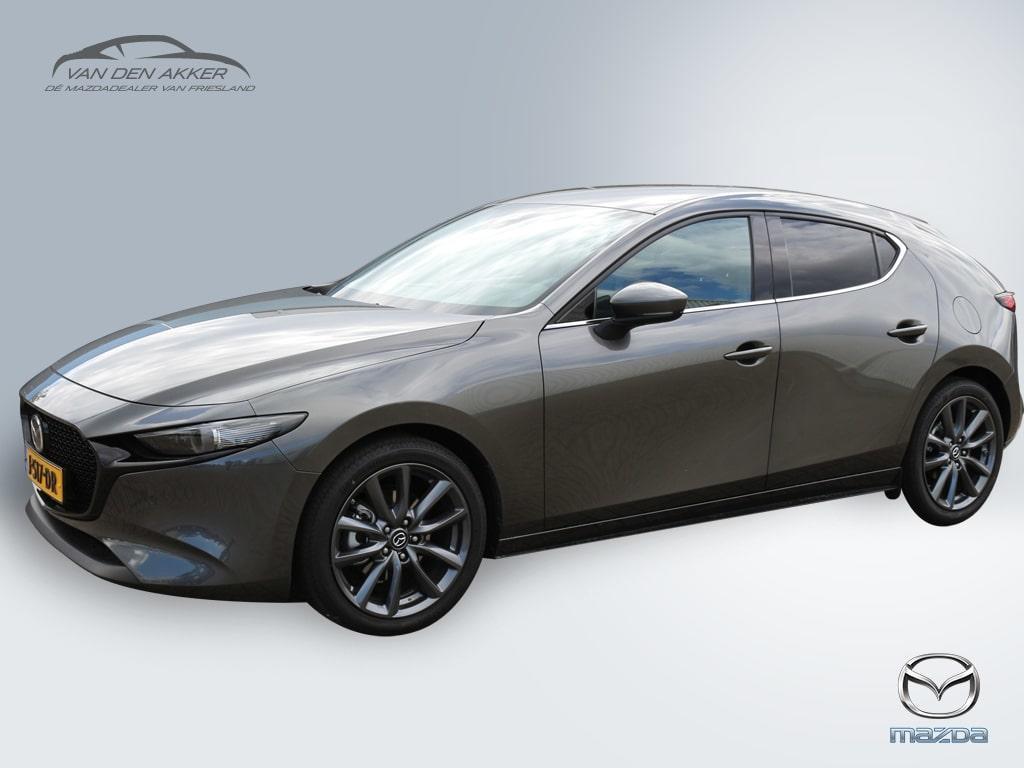 Mazda 3 2.0 skyactiv-g luxury automaat