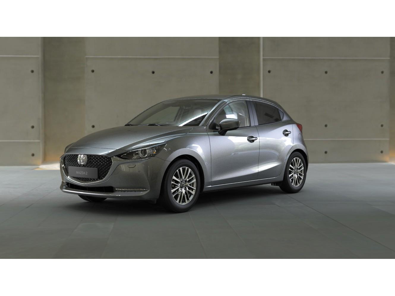 Mazda 2 1.5 skyactiv-g signature