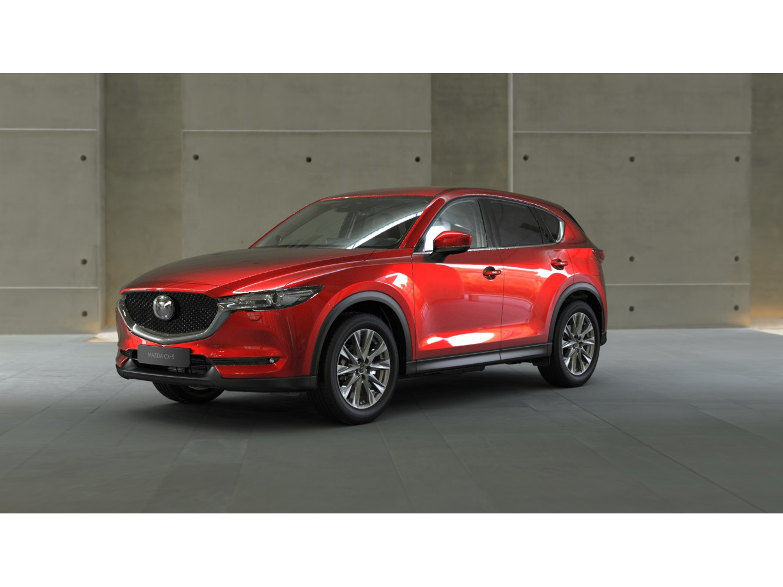 Mazda Cx-5 2.0 sag 165 gt-luxury