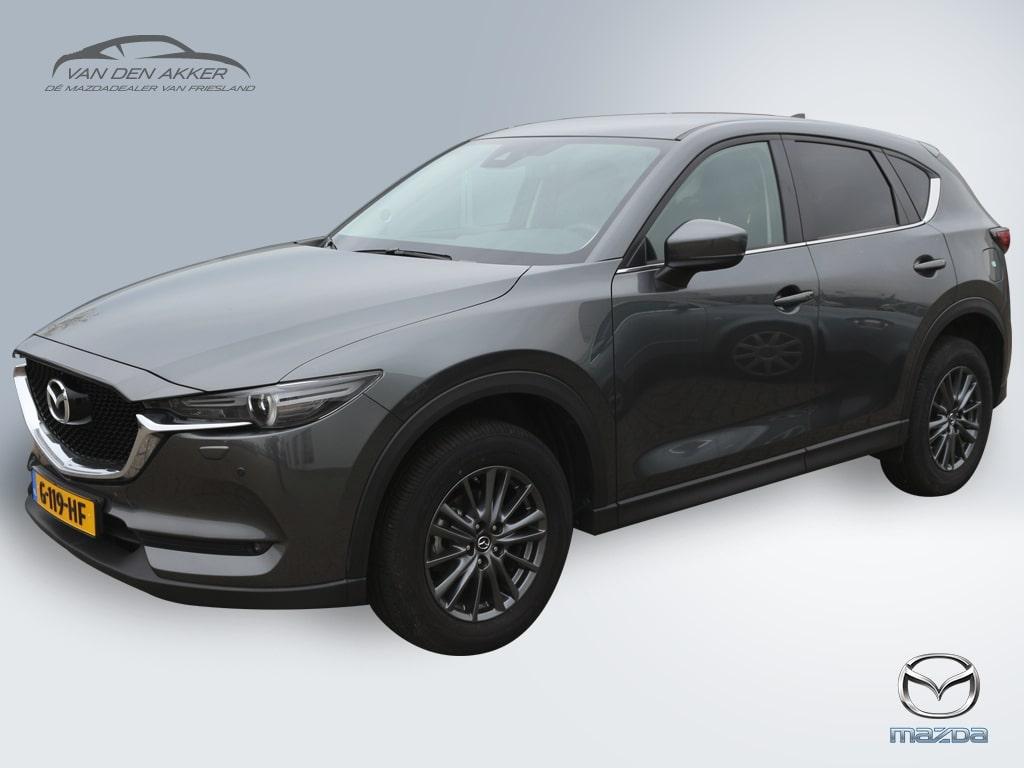 Mazda Cx-5 2.0 skyactiv-g 165 business comfort