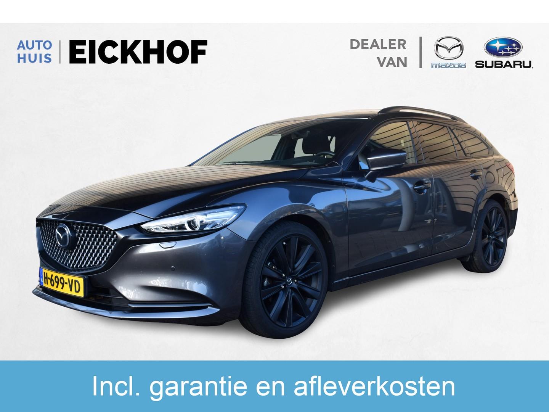 Mazda 6 Sportbreak 2.0 skyactiv-g black edition signature