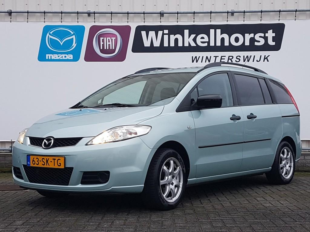 Mazda 5 1.8 touring / trekhaak / 7-persoons /
