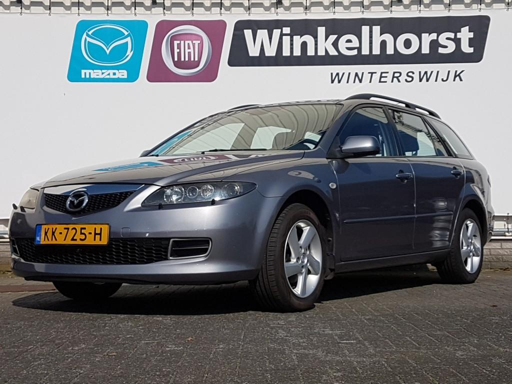 Mazda 6 Sportbreak 1.8 exclusive / bose /