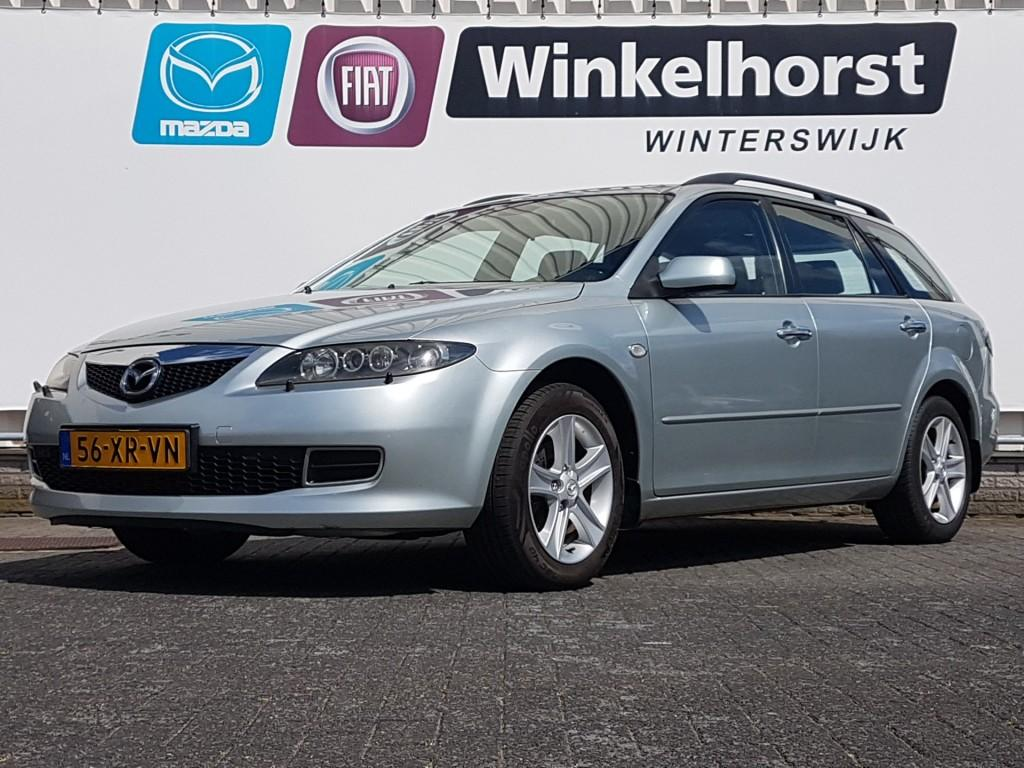 Mazda 6 Sportbreak 1.8 touring ii / trekhaak / bose /