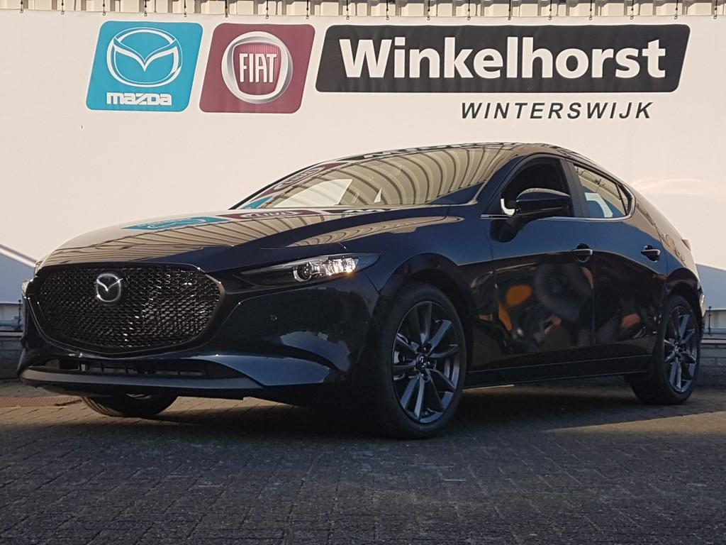 Mazda 3 Skyactiv-x 180pk comfort / bose pakket /