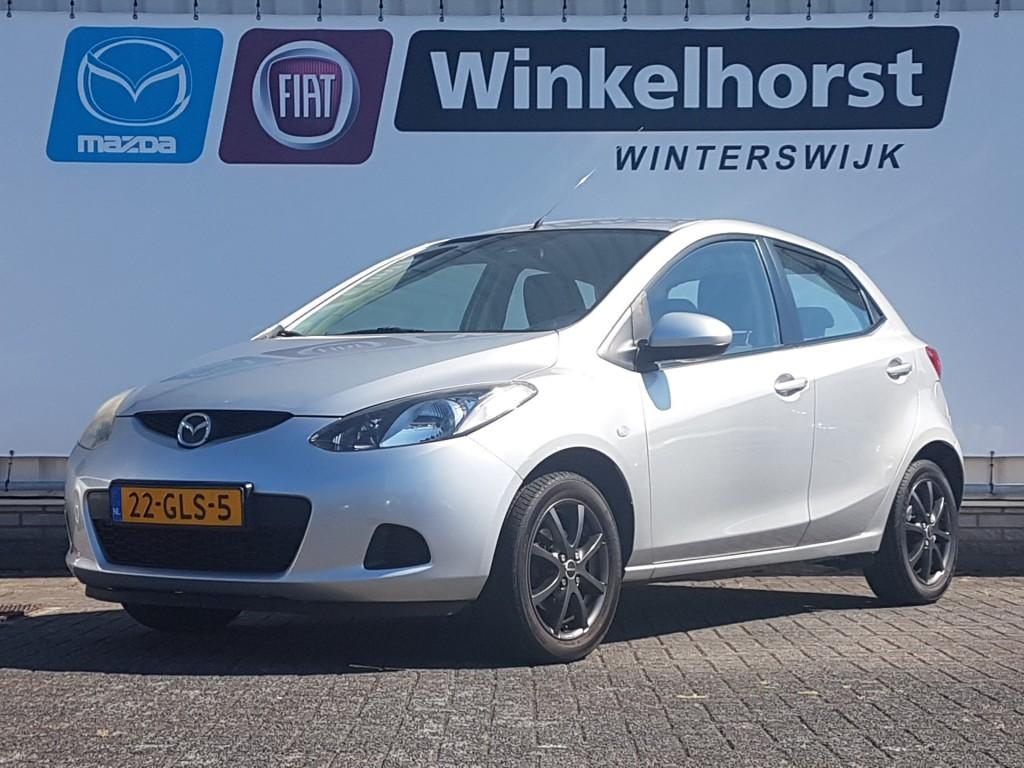 Mazda 2 1.3 touring / stoelverwarming /