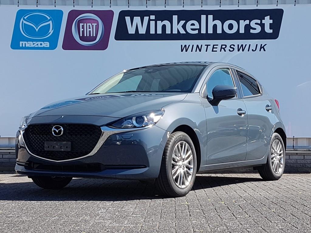 Mazda 2 1.5 skyactiv-g 90pk style selected / achteruitrijcamera