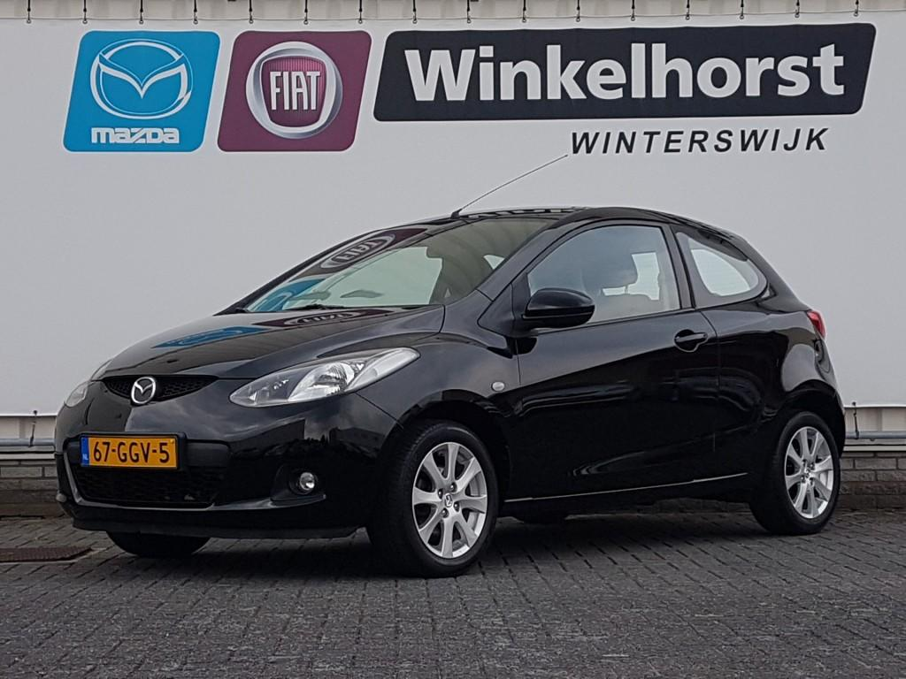Mazda 2 1.3hp executive / stoelverwarming / airco /