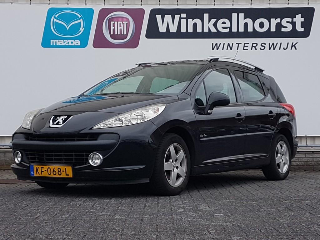 Peugeot 207 Sw x-line 1.4-16v vti / trekhaak / panoramadak / airco /