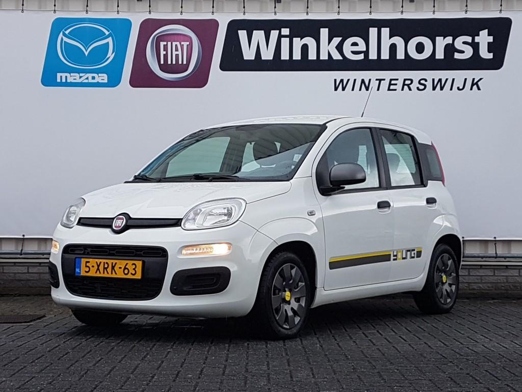 Fiat Panda Twinair young / airco / elektrische ramen voor /