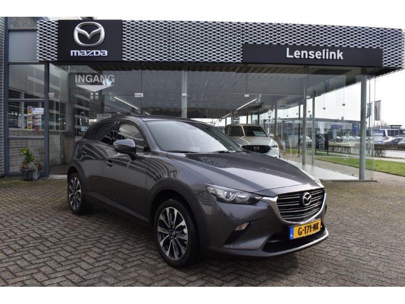 Mazda Cx-3 2.0 skyactiv-g 120pk sport selected ecc / navi / pdc *demo*