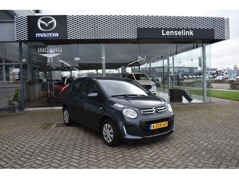 Citroën C1 1.0 e-vti 5drs feel airco / cruise / 1e eig / bluetooth