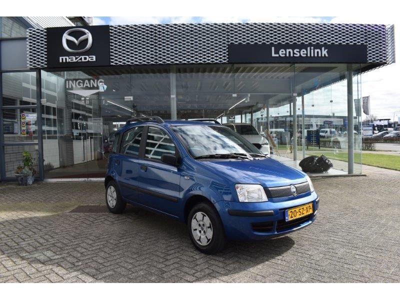 Fiat Panda 1.1 young 1e eigenaar / airco / elek ramen / hoge instap / nette auto