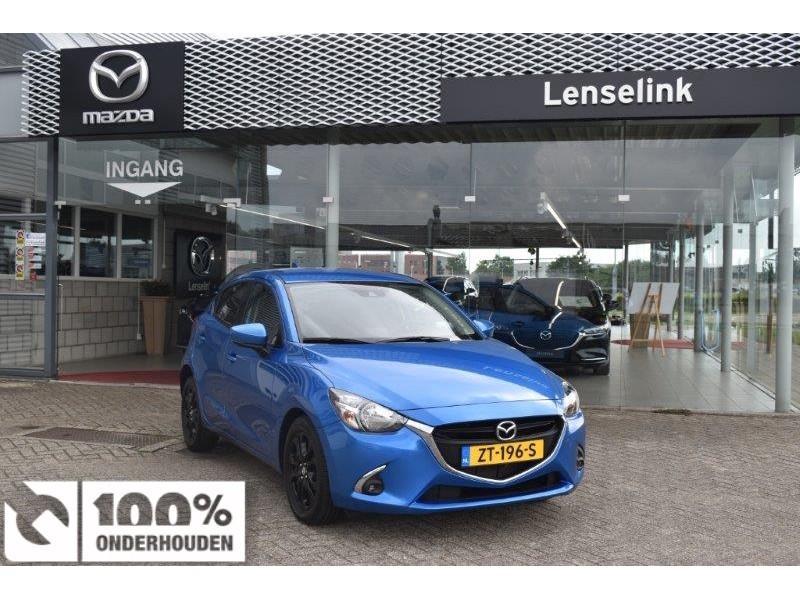 Mazda 2 1.5 skyactiv-g 90pk sport select / navi / camera / *demo*