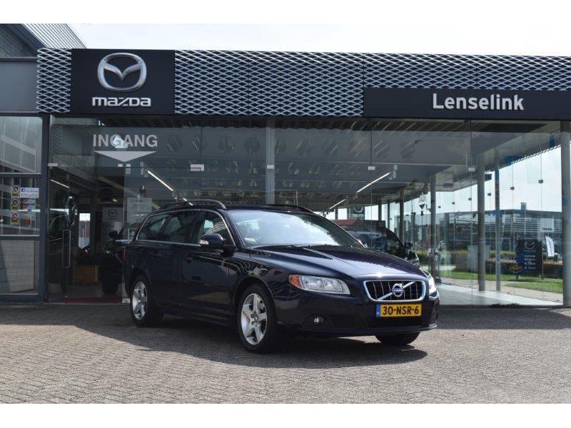 Volvo V70 2.0 d limited edition / navi / trekhaak / leder / pdc v&a / airco / 100% dealeronderhouden