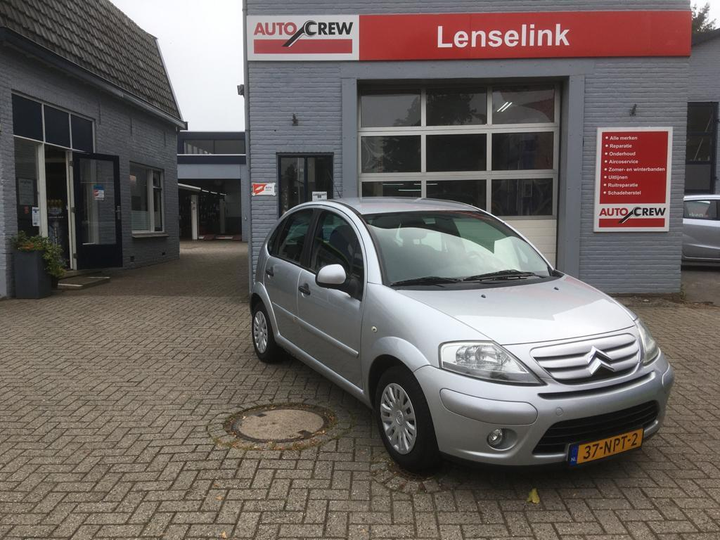 Citroën C3 1.1i first