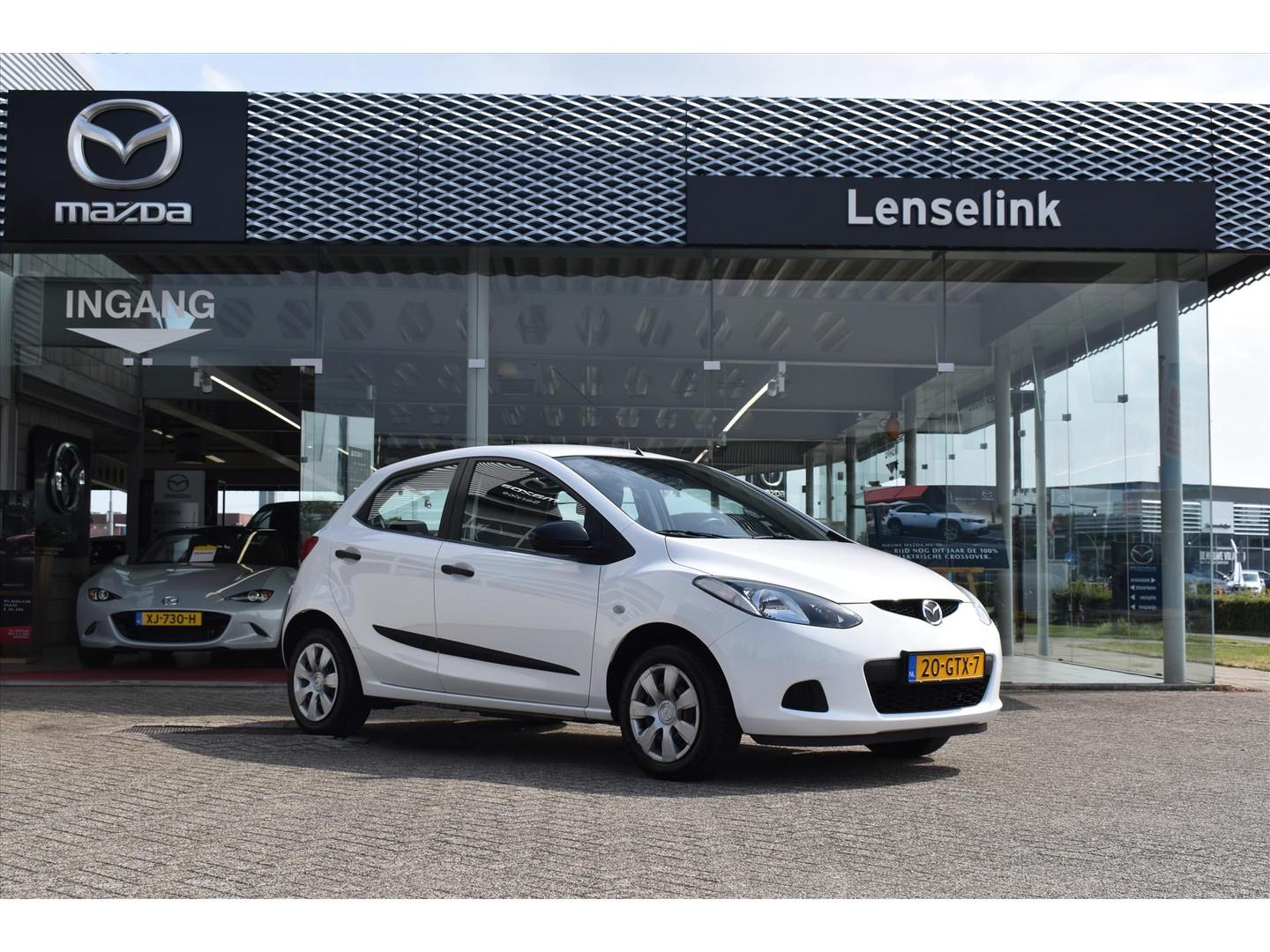 Mazda 2 1.3 s-vt exclusive 5drs / airco / trekhaak / 100% dealeronderhouden