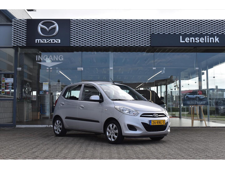 Hyundai I10 1.1 i-drive cool / 5 drs / airco / nieuwe distributieriem / all seasons banden / radio-cd