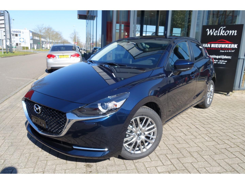 Mazda 2 1.5 skyactiv-g 90pk luxury
