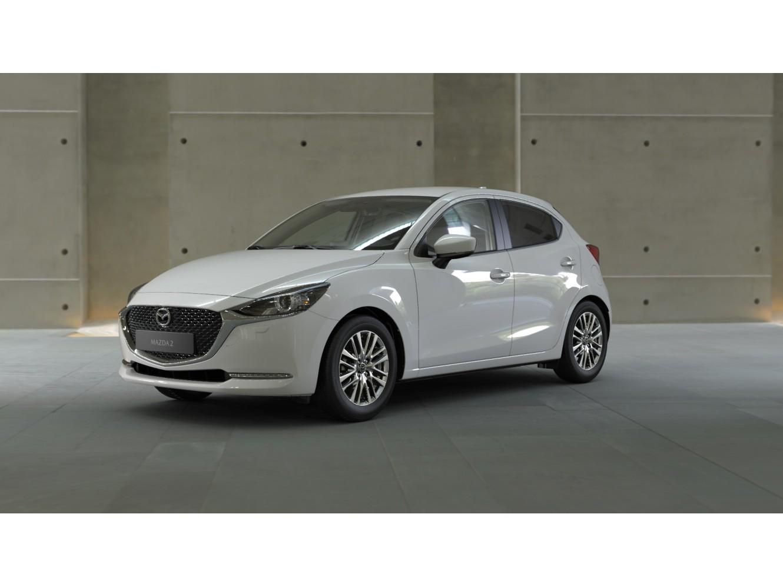 Mazda 2 1.5 skyactiv-g 90pk style selected nieuw model