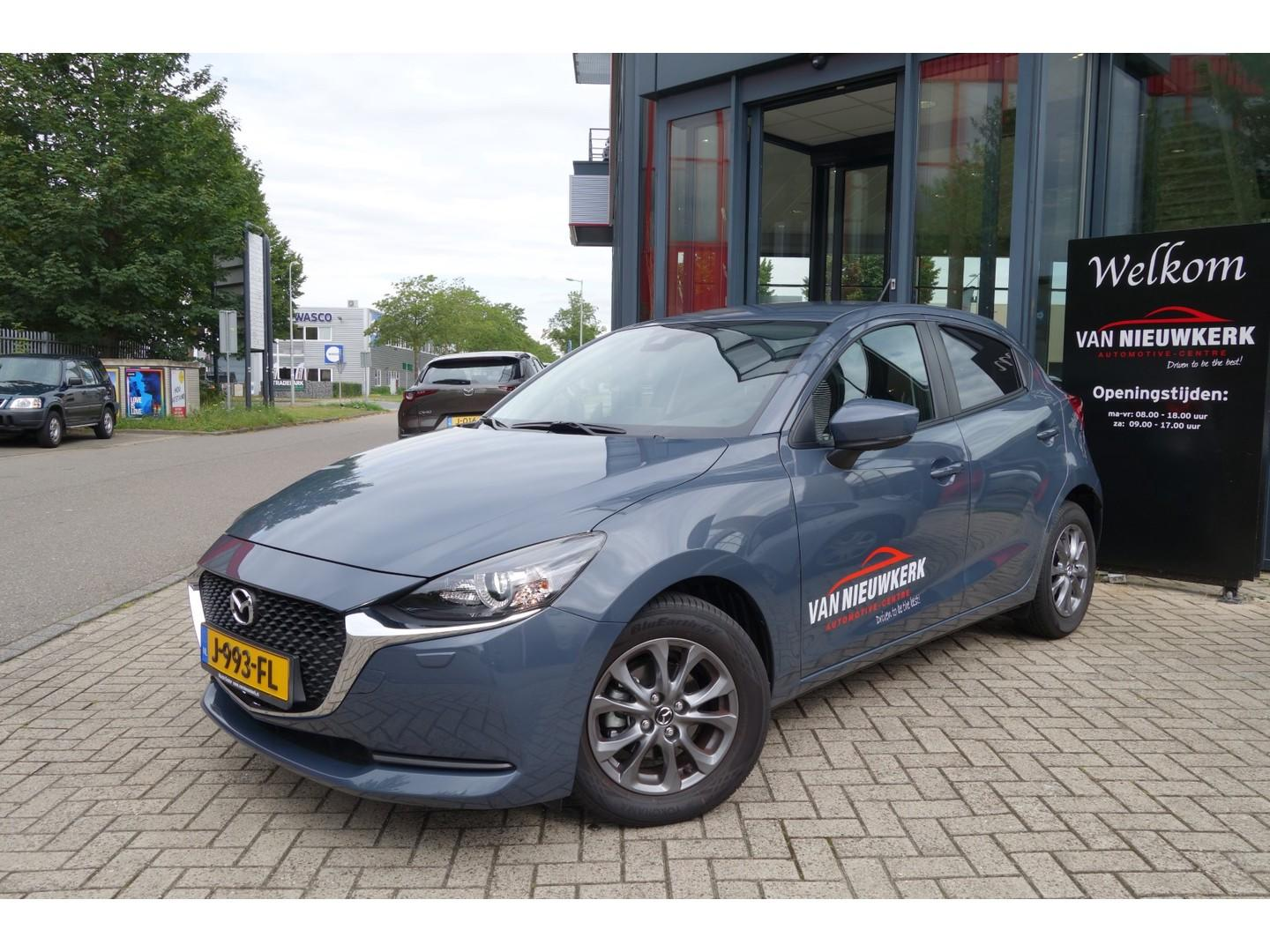 Mazda 2 1.5 skyactiv-g 90pk comfort connect style pack apple carplay