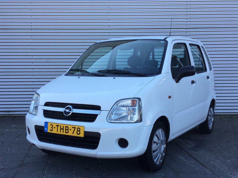 Opel Agila 1.0-12v flexx