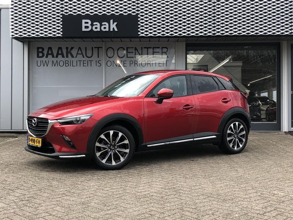 Mazda Cx-3 2.0 sag 121 luxury