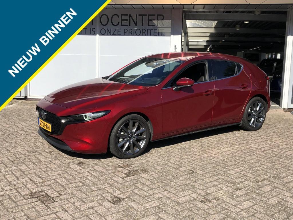 Mazda 3 2.0 sa-g luxury