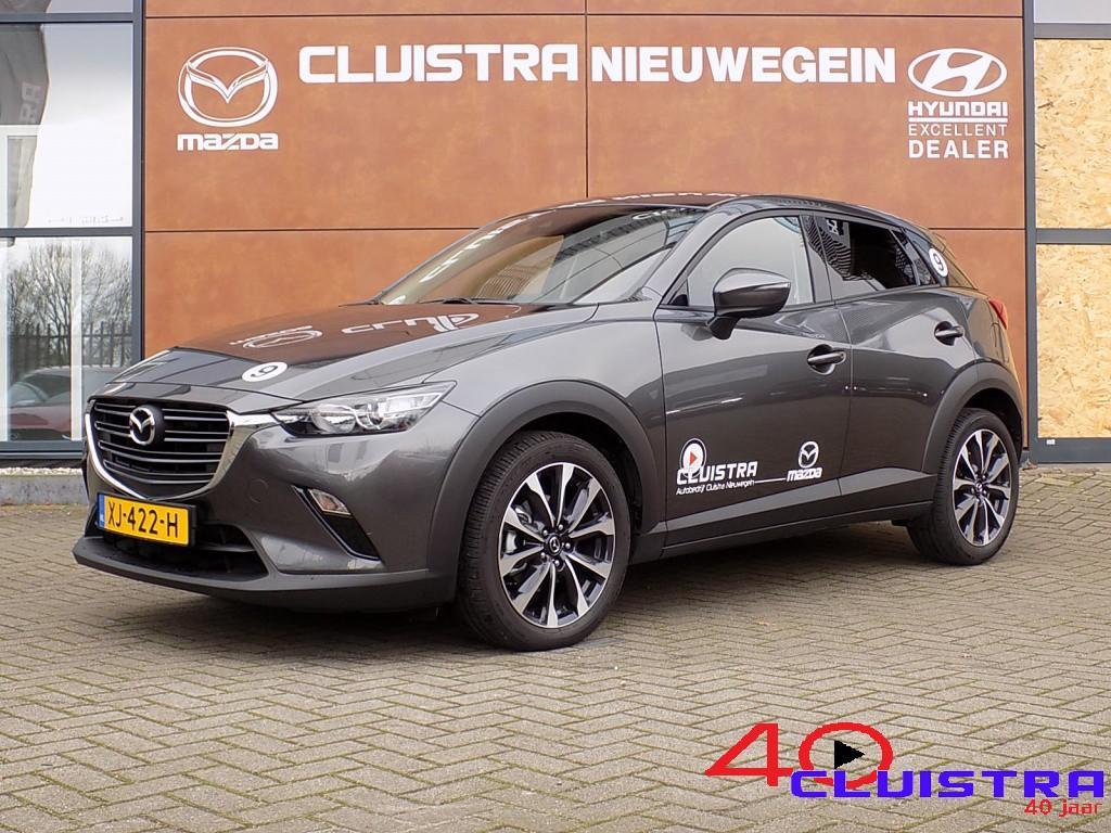Mazda Cx-3 2.0 sport selected, btw auto