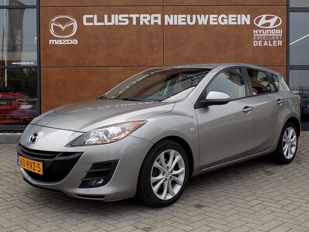 Mazda 3 1.6 business plus, navi, bose