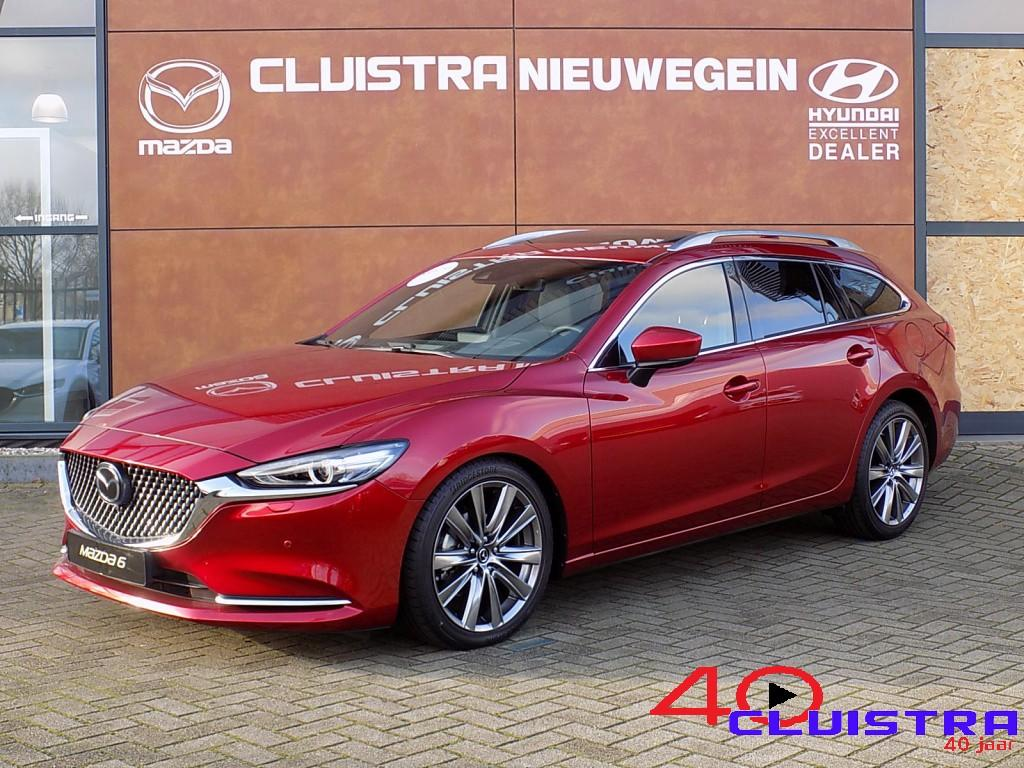 Mazda 6 Sportbreak 2.0 s.a.-g signature