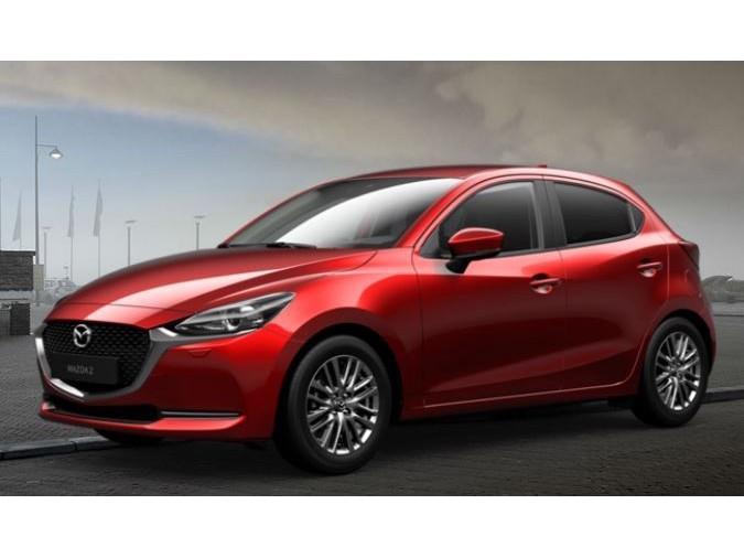 Mazda 2 1.5 skyact-g st.sel.