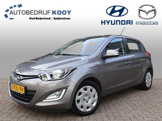 Hyundai I20 1.2i i-deal airco, 5drs