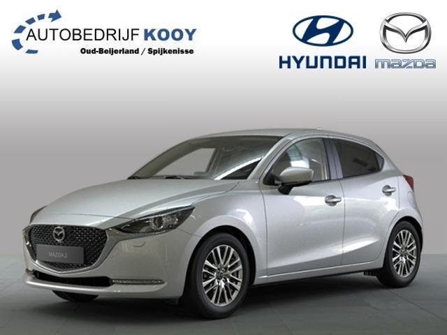 Mazda 2 1.5 90 style selected *actie*