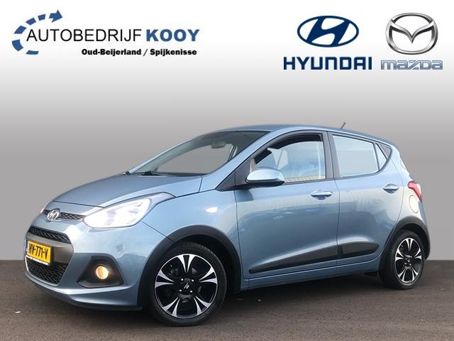 Hyundai I10 1.0i i-motion comfort navi sportpakket