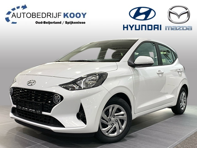 Hyundai I10 1.0i comfort smart automaat 5p / voorraadmodel!